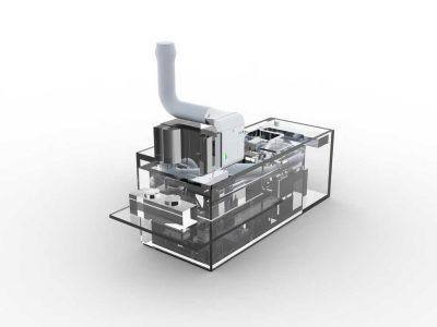 FILTRACON purification de l'air charbon actif Kestenholz