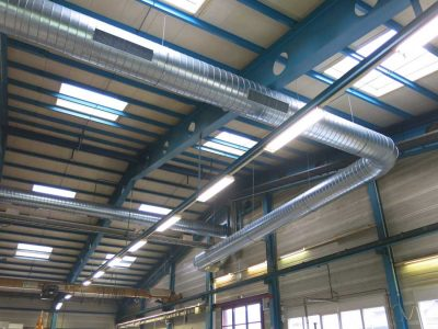 FILTRACON traitement d'air ventilation Vallorbe