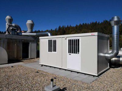 FILTRACON air treatment activated carbon Le Crêt-du-Locle