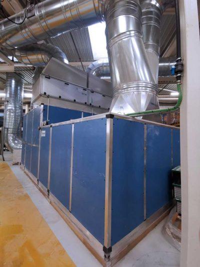 FILTRACON Feststofffiltration Sicherheitsfilter Polizeifilter Hochdorf